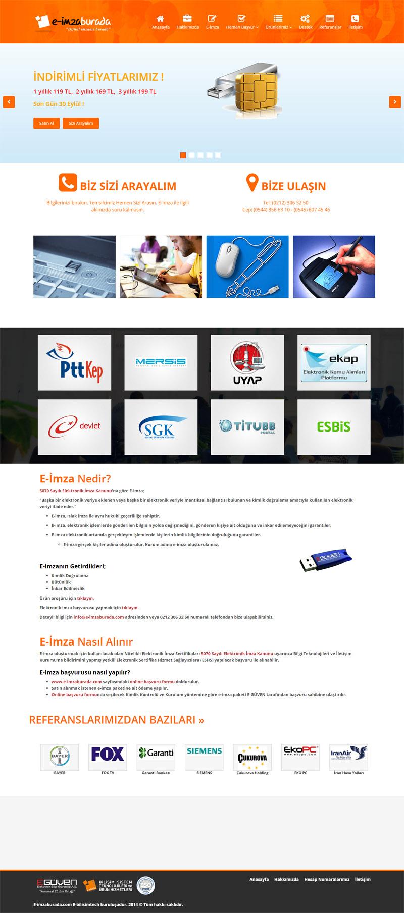 e-imza burada, e-imza, elektronik imza, e-imzaburada.com