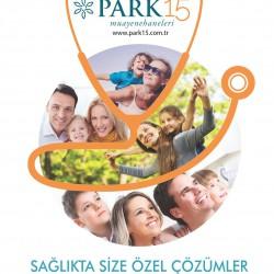 park 15 muayenehaneleri, park15, park15 muayenehaneleri reklam afiş tasarımı