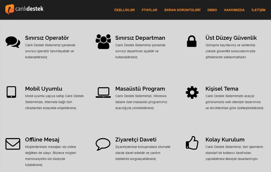 canlı destek sistemi, web sitesi müşteri hizmetleri, online destek sistemi, canlı destek programı, online destek programı, online chat programı, canlı chat programı, müşteri hizmetleri programı