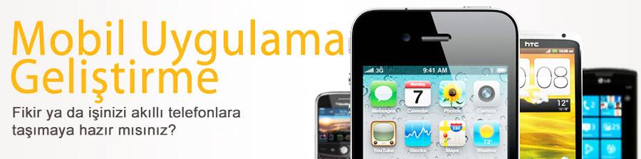 mobil uygulama, mobil yazılım, mobil uygulama yazan firmalar